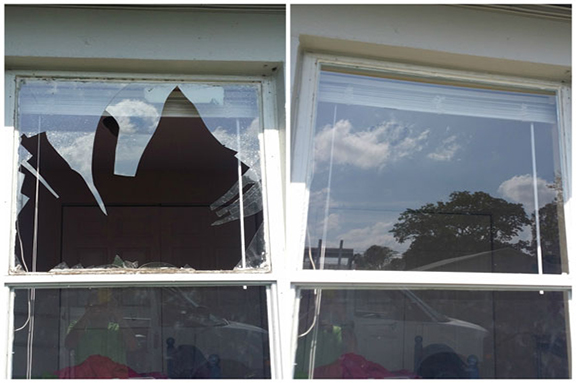 oak park glass repair