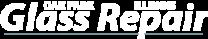 oak park glass repair logo